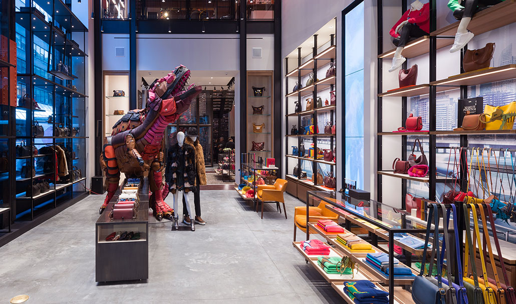coach flagship stores in new york